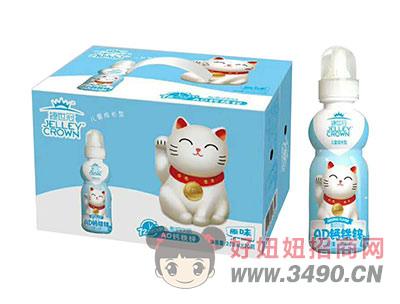 捷世冠儿童成长型AD钙铁锌酸奶lehu国际app下载原味200mlX20瓶