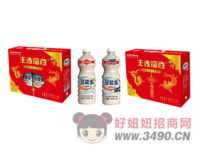 慧能多乳酸菌lehu国际app下载(混合口味)1250mlX4