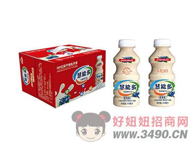 慧能多乳酸菌lehu国际app下载蓝莓味340mlX12