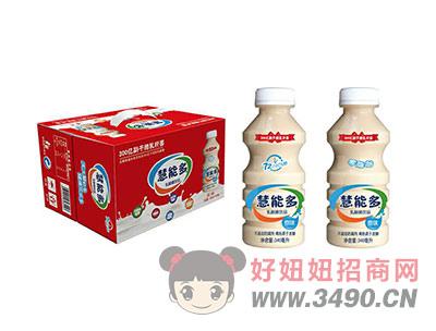 慧能多乳酸菌lehu国际app下载原味340mlX12