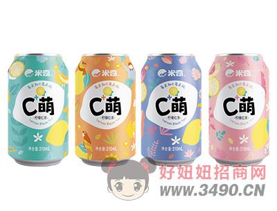 米奇C萌柠檬红茶310mlx24罐