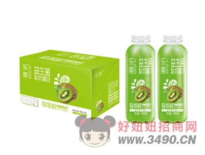 乐朋益生菌猕猴桃复合果汁饮料480mlX15瓶