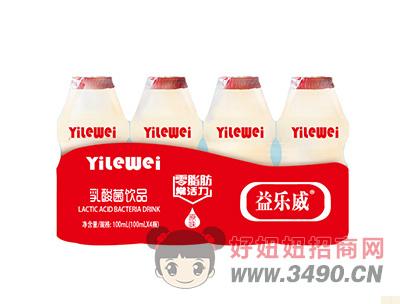 益乐威72小时发酵乳酸菌lehu国际app下载100mlX4瓶