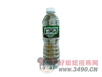 梦立方包装饮用水550ml