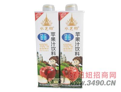 水芝椰�O果汁�料1L