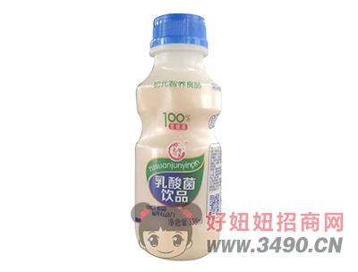 初元智养乳酸菌饮品338ml