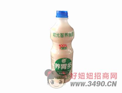 初元智养养胃多乳酸菌饮品原味1.25L