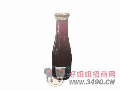 海之兰蓝莓汁饮料1.5L瓶装