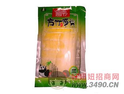 方竹笋片250g