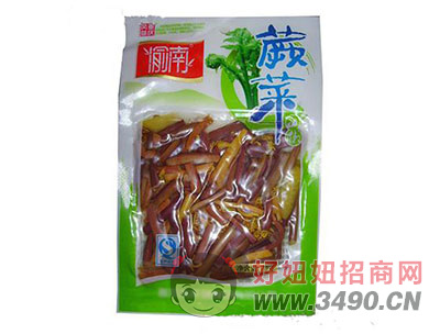 渝南山椒蕨菜70g