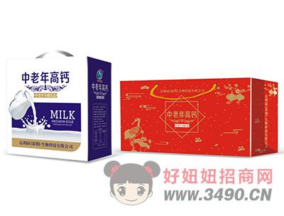 华宝圣园中老年高钙lehu国际app下载