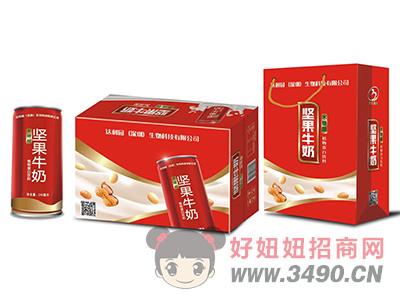 华宝圣园木糖醇坚果牛奶植物蛋白饮料
