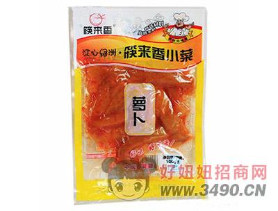 筷来香香辣萝卜100g