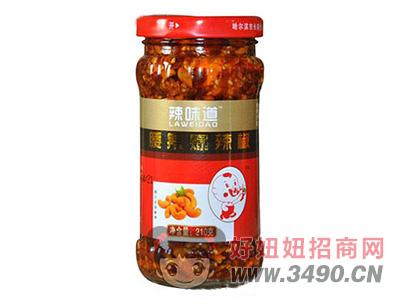辣味道腰果爆辣椒210克