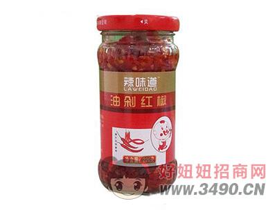 辣味道油剁红椒220克