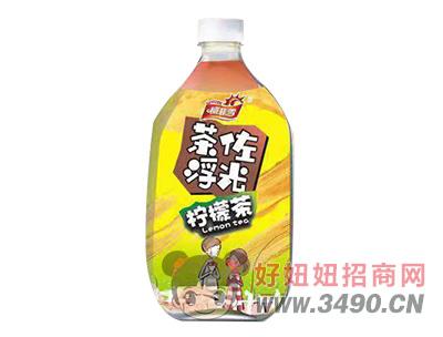 柯菲雪茶佐浮光冰柠檬茶