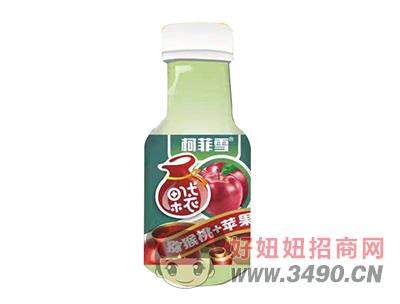 柯菲雪猕猴桃+苹果复合果味饮料330ml
