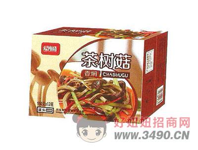 爱所依茶树菇150g