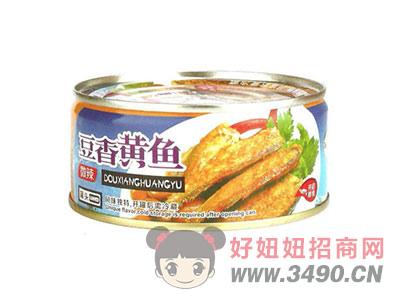 豆香黄鱼150g