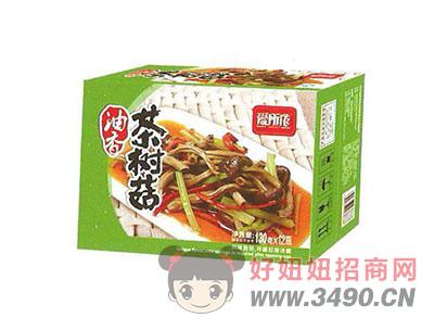 油香茶树菇