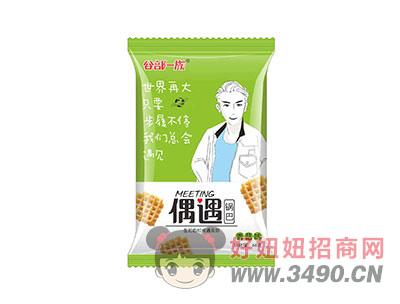 谷部一族偶遇�巴香菇味68g