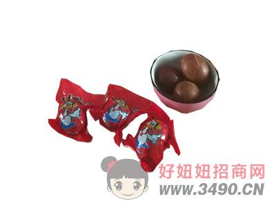 阳澄湖蟹油烤鸭蛋袋装