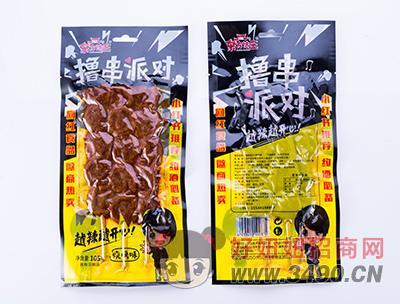 东方馋庄撸串派对豆制品烧烤味105g