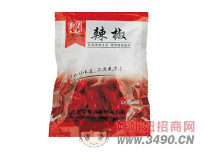 中式辣味辣椒50克