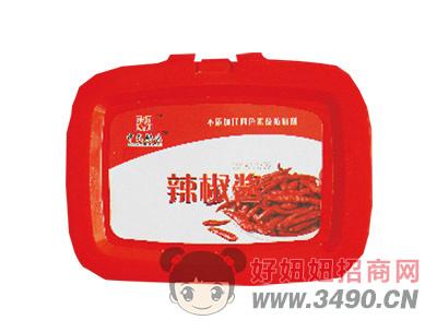 中式辣味辣椒酱200克