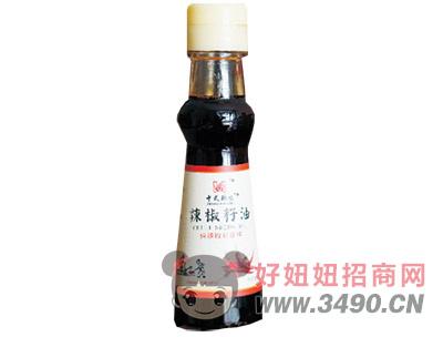 中式辣味辣椒籽油