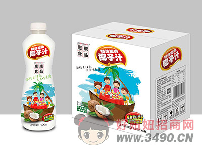 惠康椰子汁饮品