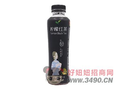 世鸿柠檬红茶饮料500ml
