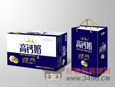 高钙奶礼盒装