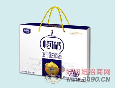 初冠中老年高钙无蔗糖复合蛋白lehu国际app下载