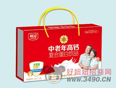 初冠中老年高钙复合蛋白lehu国际app下载