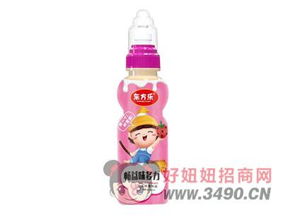 东方乐畅益味多力草莓味乳酸菌lehu国际app下载200ml