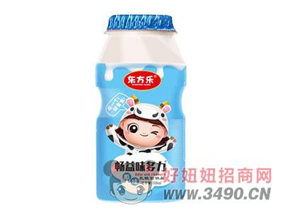 东方乐畅益味多力原味乳酸菌lehu国际app下载100ml