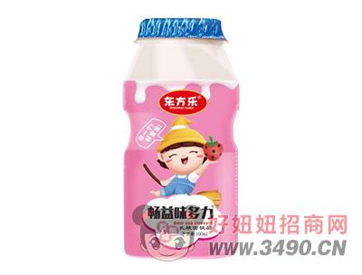 东方乐畅益味多力草莓味乳酸菌lehu国际app下载100ml