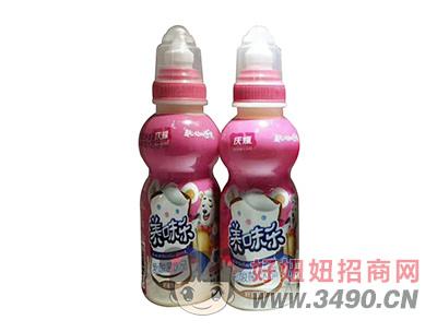 庆耀养味乐乳酸菌饮品200ml瓶装