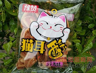 豫赞猫耳朵五香味袋装