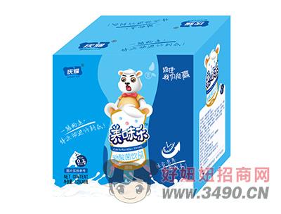 庆耀养味乐原味乳酸菌饮品礼盒1.25L×6瓶