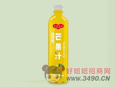 恋爱果实益生菌芒果汁饮料
