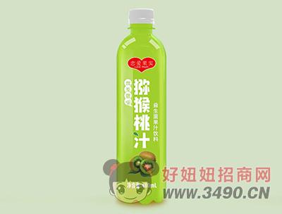 恋爱果实益生菌猕猴桃果汁饮料