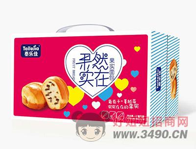 泰乐佳果实面包箱装