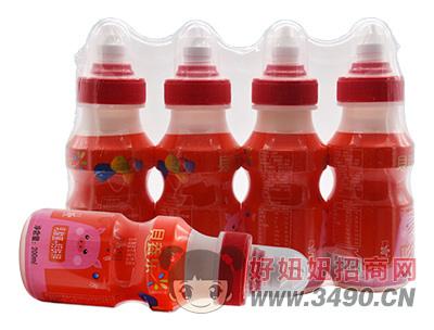 康伴贝养乐发酵型钙铁锌乳酸菌200ml