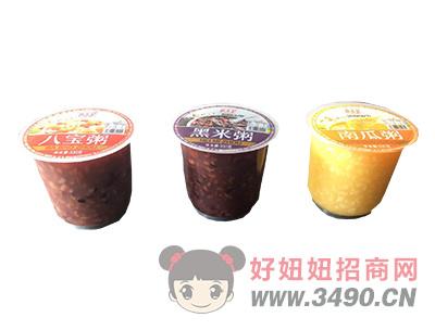 江中-杯�b粥330g