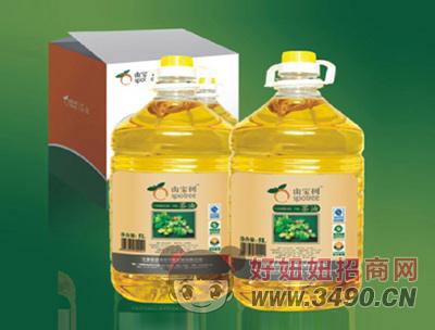 宝树清香山茶油(5L)