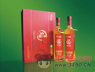 山宝树清香型山茶油