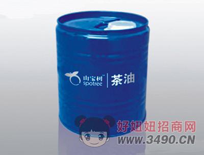 山宝树30L山茶油