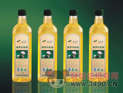 山宝树浓香山茶油(1L)